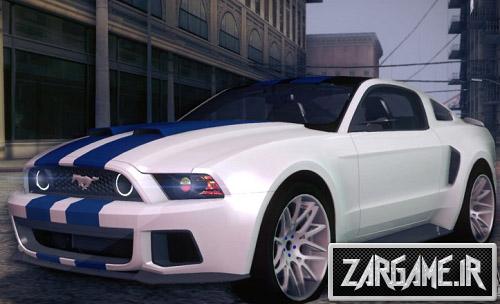 دانلود ماشین فورد Mustang برای GTA Sa
