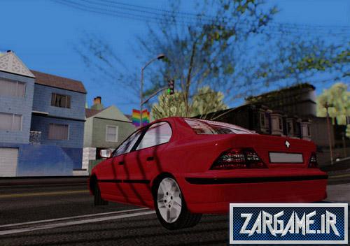 دانلود ماشین IKCO سمند SE برای (GTA 5 (San Andreas