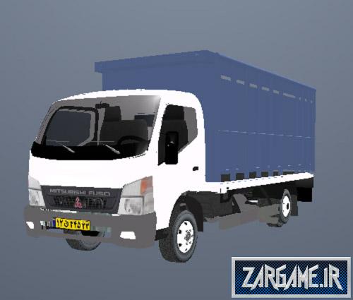 دانلود کامیون ایرانی برای GTA 5