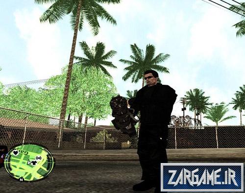 دانلود اسکین جدید آرنولد برای (GTA 5 (San Andreas