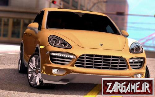 دانلود ماشین پورشه Cayenne برای (GTA 5 (San Andreas