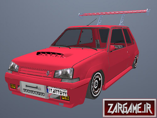 دانلود ماشین رنو اسپورت برای (GTA 5 (SanAndreas