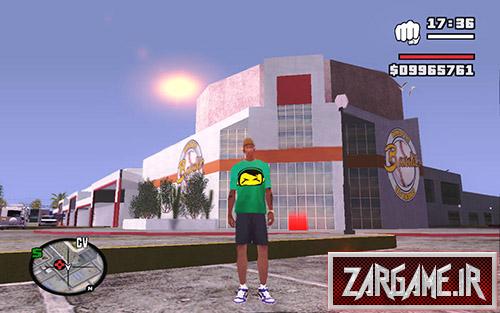دانلود مود بازی فوتبال برای GTA 5