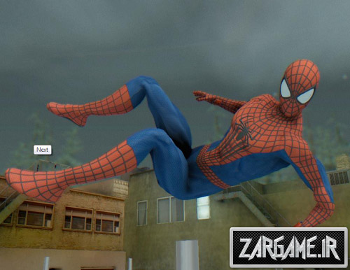 دانلود اسکین The Amazing Spiderman 2 برای (GTA 5 (SanAndreas