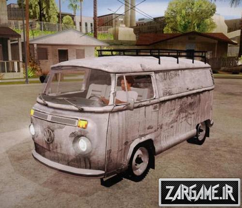 دانلود ماشین فولکس واگن قدیمی برای GTA 5