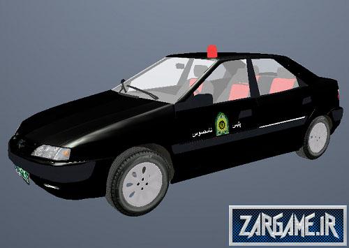 دانلود ماشین زانتیا نامحسوس برای (GTA 5 (SanAndreas
