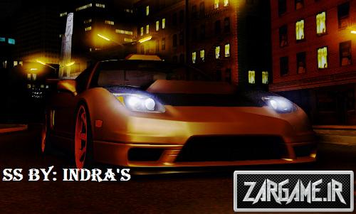 دانلود ماشین Acura NSX برای GTA Sanandreas