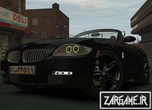 دانلود ماشین BMW Z4 برای GTA IV