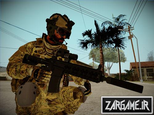 دانلود اسلحه ی جدید برای GTA5