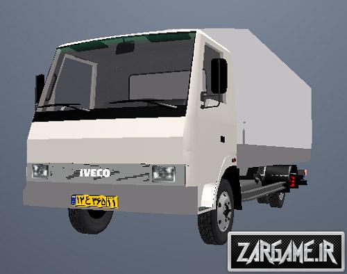 دانلود کامیون Iveco ایرانی برای GTA5