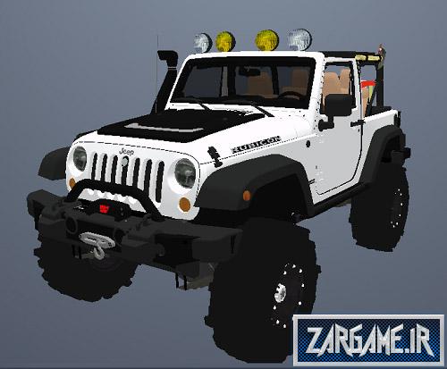 دانلود ماشین جیپ برای (GTA5(San Andreas