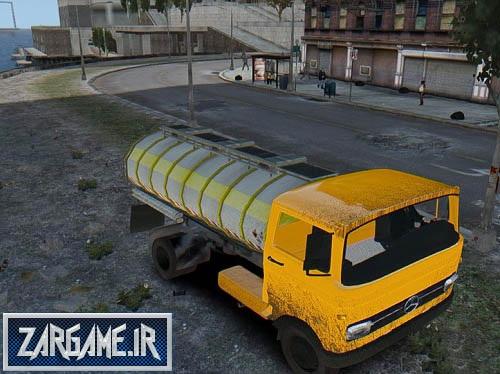 دانلود کامیون بنزخاور برای GTA IV
