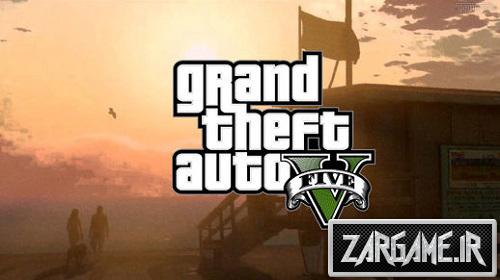 دانلود لود اسکرین GTA V برای GTA Sanandreas