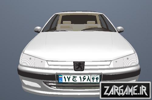دانلود ماشین پژو 406 برای GTA Sanandreas
