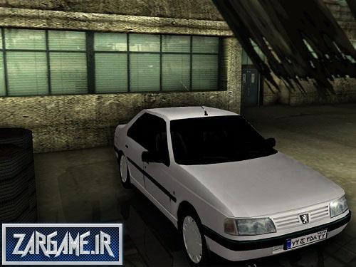 دانلود پژو 405 GLX برای GTA5