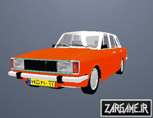 دانلود پیکان تاکسی نارنجی برای GTA Sanandreas