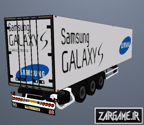 دانلود تریلر سامسونگ گلکسی اس برای (GTA5(SanAndreas