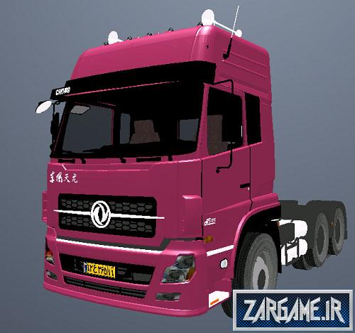 دانلود کامیون اسکانیا برای (GTA5(San Andreas