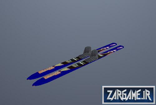 دانلود چوب اسکی برای (GTA5 (SanAndreas