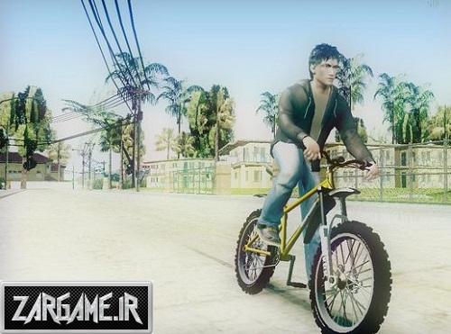 دانلود دوچرخه جدید برای (GTA 5 (San Andreas
