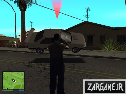 دانلود مد حرکت دادن ماشین ها برای (GTA 5 (San Andreas