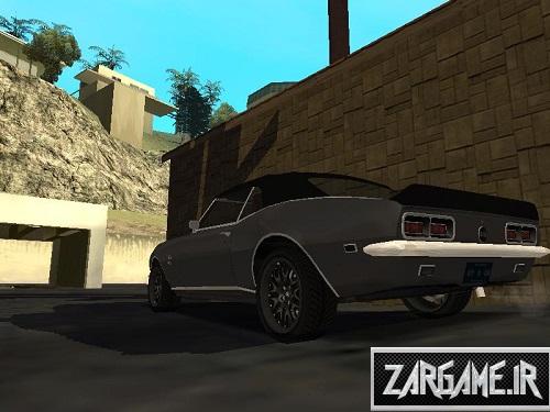 دانلود ماشین Chevrolet Camaro 350 برای (GTA 5 (San Andreas