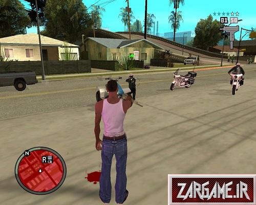 دانلود هود GTA IV برای (GTA 5 (San Andreas
