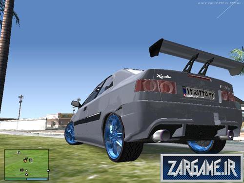 دانلود زانتیا اسپرت برای (GTA 5 (San Andreas