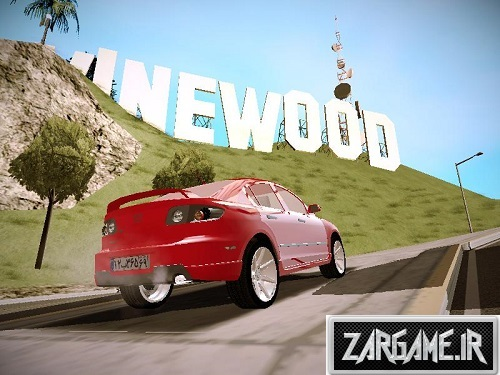 دانلود ماشین مزدا 3 برای (GTA 5 (San Andreas