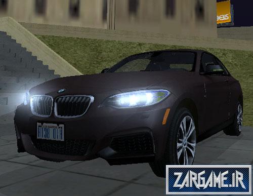 دانلود ماشین BMW M235i F22 2015 برای (GTA 5 (San Andreas