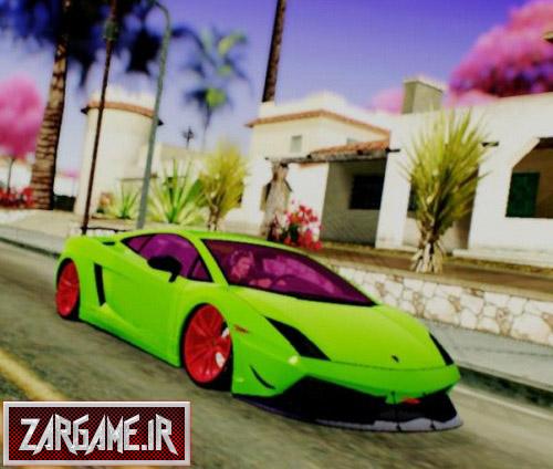 دانلود ماشین لامبورگینی Gallardo برای (GTA 5 (San Andreas