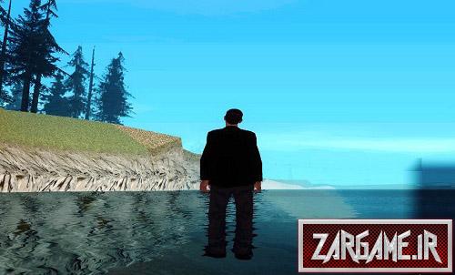 دانلود مود راه رفتن روی آب برای (GTA 5 (San Andreas