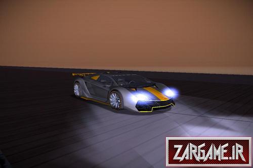 دانلود ماشین لامبورگینی اسپرت برای GTA Sa