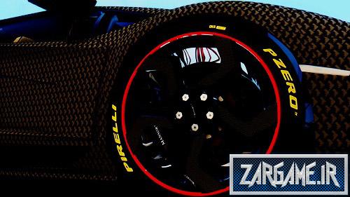 دانلود ماشین لامبورگینی Aventador Mansory Carbonado برای (GTA 5 (San Andreas