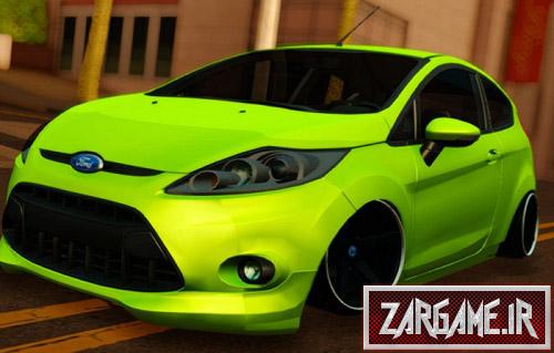 دانلود ماشین Ford Fiesta برای بازی (GTA 5 (San Andreas