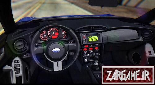 دانلود ماشین Subaru BRZ STi Concept 2016 برای (GTA 5 (San Andreas