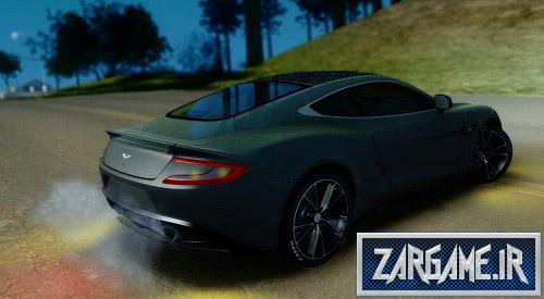 دانلود ماشین Aston Martin Vanquish برای (GTA 5 (San Andreas