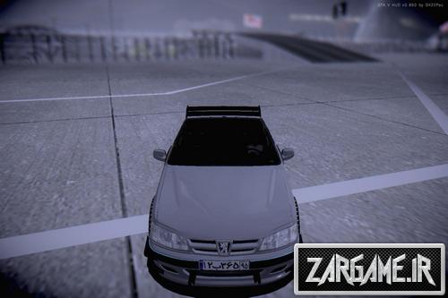 دانلود پژو پارس کروکی اسپرت برای بازی (GTA 5 (San Andreas