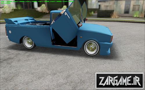 دانلود ماشین وانت پیکان تیونینگ برای بازی (GTA 5 (San Andreas