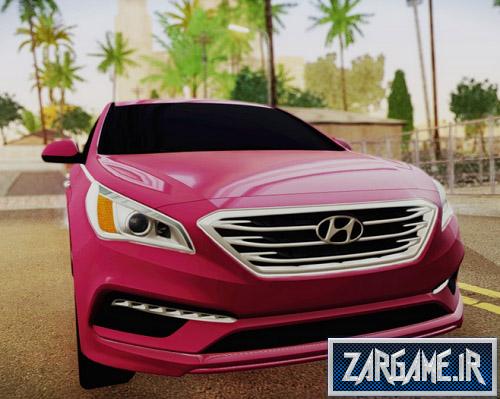 دانلود ماشین سوناتا 2015 برای (GTA 5 (San Andreas