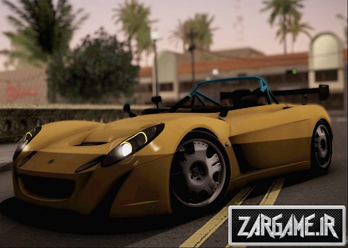 دانلود ماشین Lotus 2 Eleven برای (GTA 5 (San Andreas