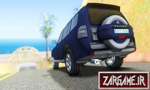 دانلود ماشین پاژرو برای (GTA 5 (San Andreas