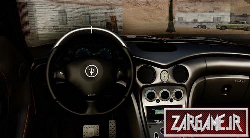 دانلود ماشین مازراتی Gransport در طرح ها و رنگ های متنوع برای (GTA 5 (San Andreas