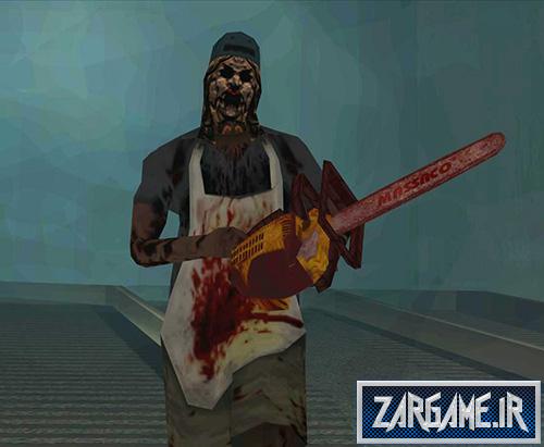 دانلود مد ترسناک زامبی قاتل روی ریل برای (GTA 5 (San Andreas