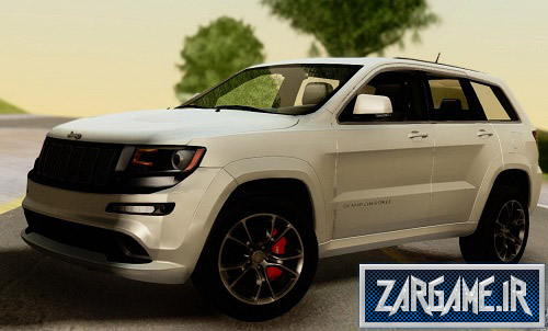 دانلود ماشین Jeep Grand Cherokee SRT8 برای (GTA 5 (San Andreas