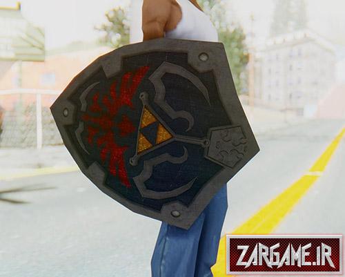 دانلود سپر برای بازی (GTA 5 (San Andreas