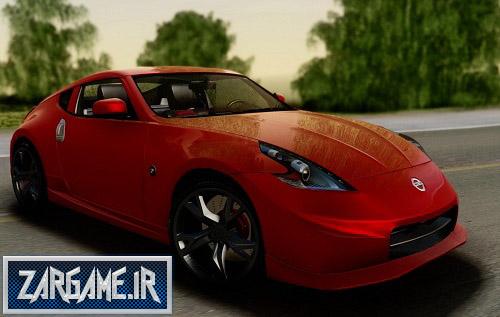 دانلود ماشین Nissan 370Z Nismo برای (GTA 5 (San Andreas