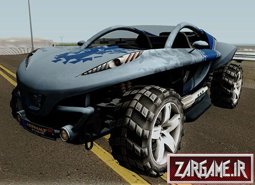 دانلود ماشین پژو Hoggar با طرح مفهومی برای بازی (GTA 5 (San Andreas