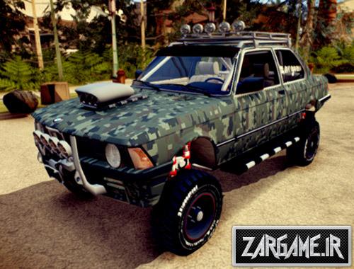 دانلود ماشین BMW 316 آفرود برای بازی (GTA 5 (San Andreas
