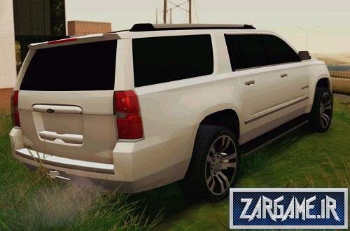 دانلود ماشین Chevrolet Suburban 2015 برای (GTA 5 (San Andreas
